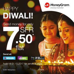 MoneyGram: Send money to India
