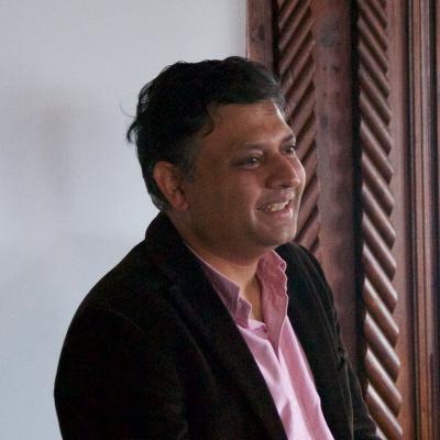 Srikanth Mathur, IAGZ President 2016