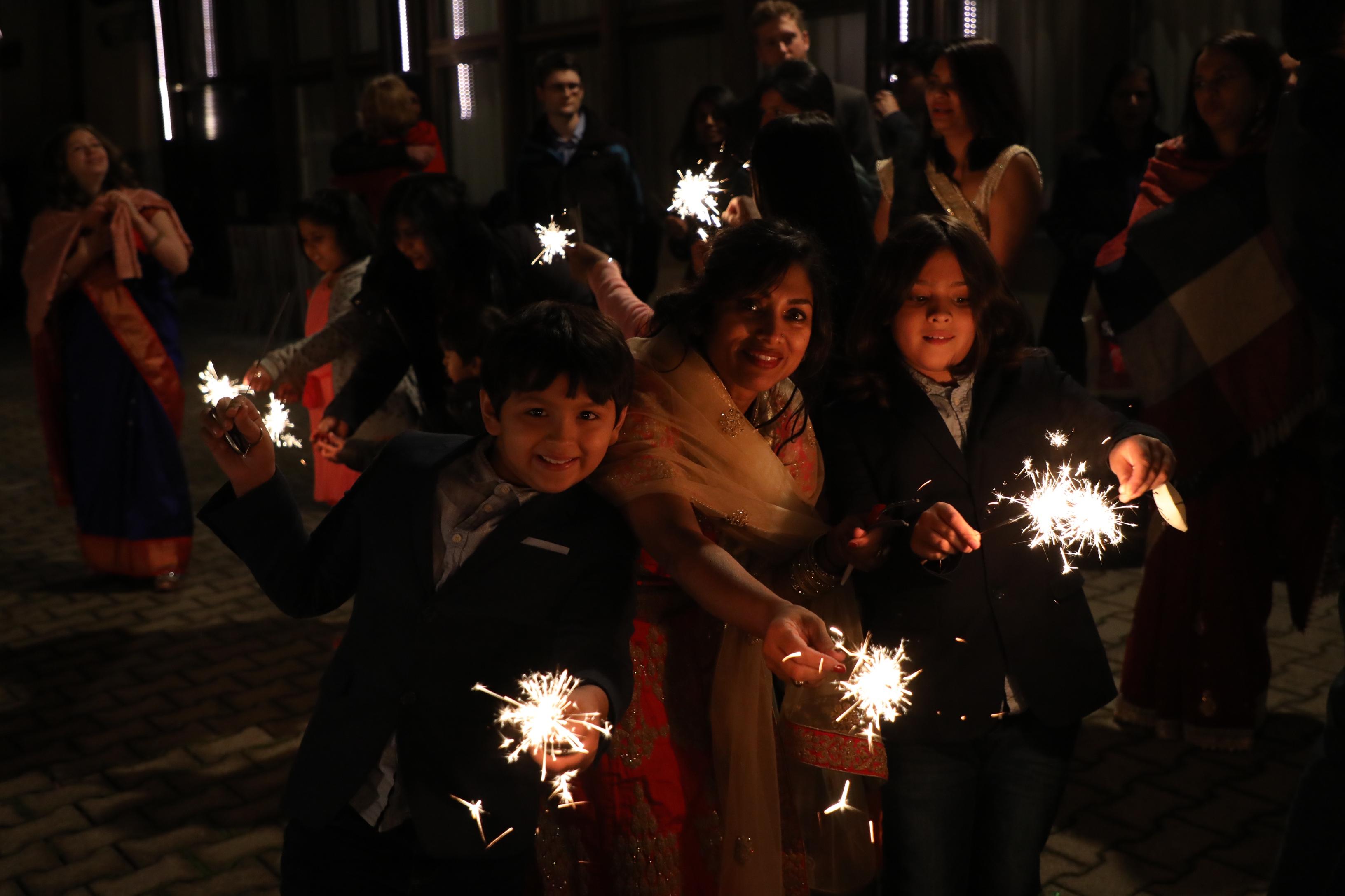 IAGZ Diwali Ki Daawat 2017