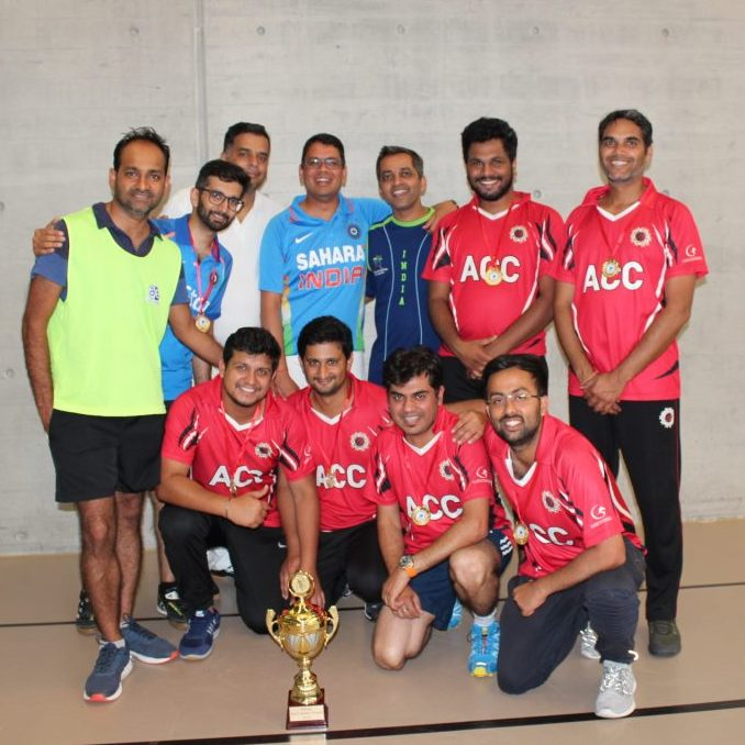 Indoor Cricket 2019